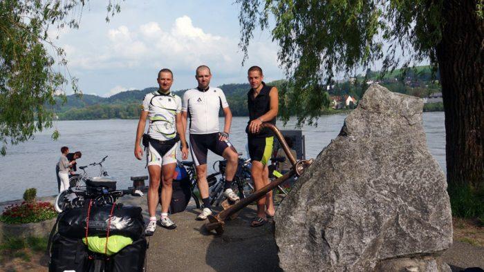 Z Bratislavy do Passau