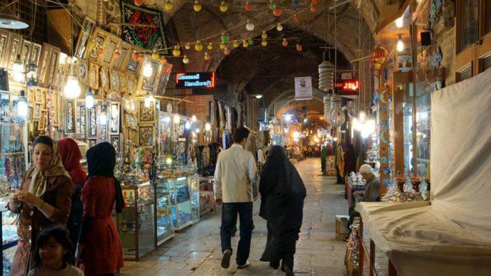 Bazár Isfahan
