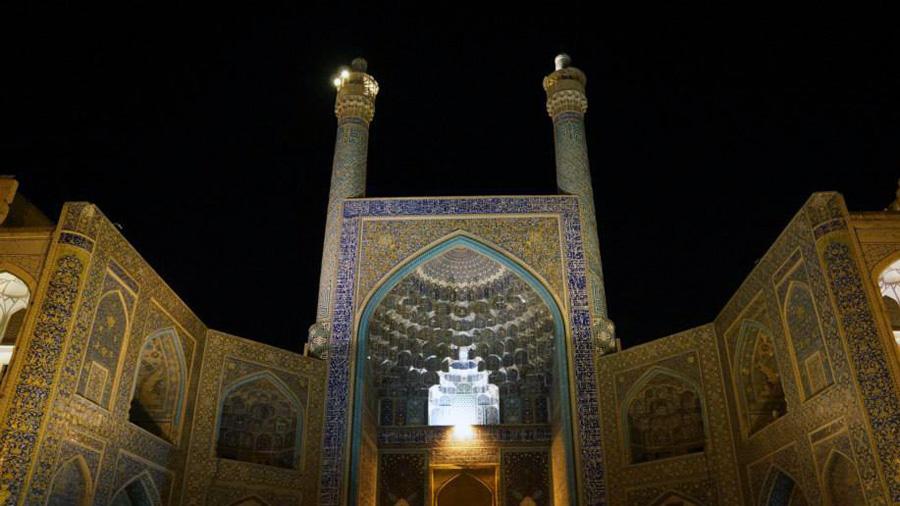 Mešita Isfahan
