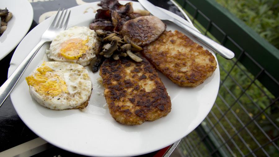 Tradičné raňajky