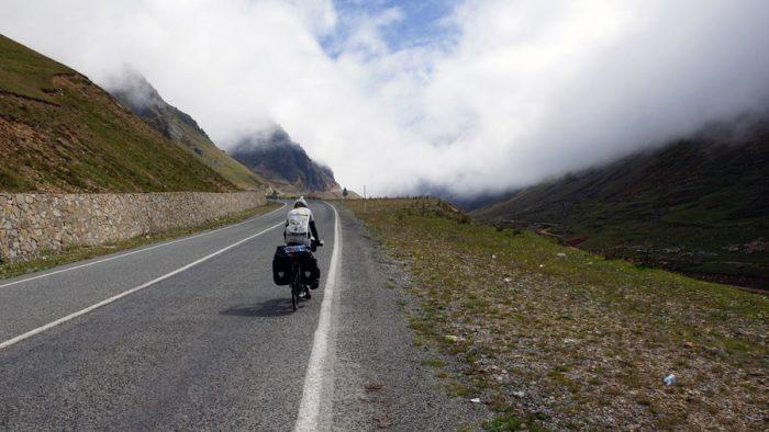 Na bicykli do oblakov Karol Voltemár