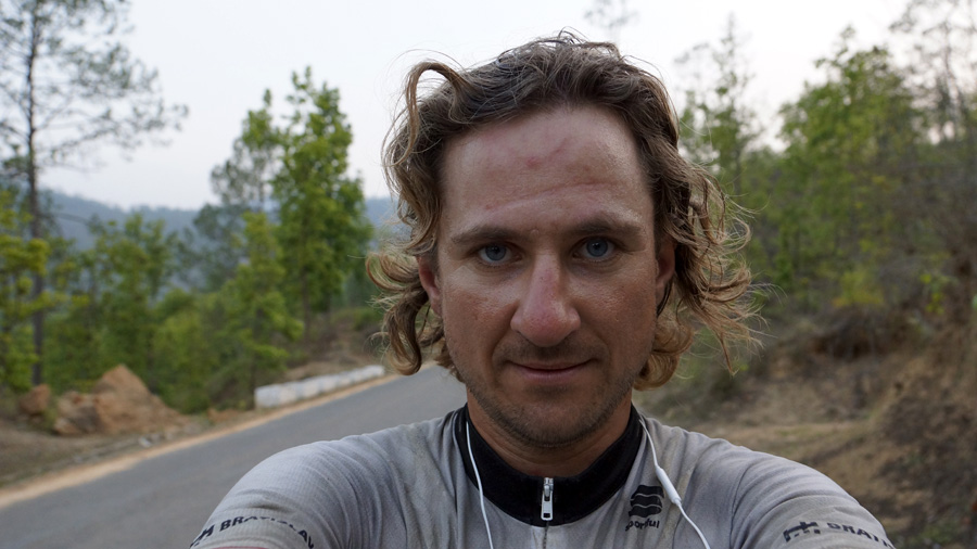 23000 km na ceste okolo sveta na bicykli